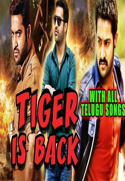 Tiger Is Back (2015) Full Movie Watch Online Free
