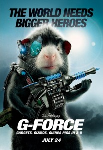 G-Force (2009) (In Hindi)