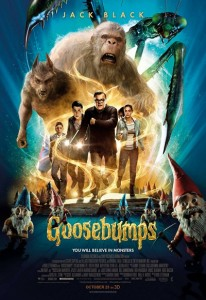 Goosebumps (2015) (In Hindi)