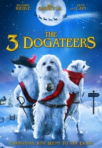 The Three Dogateers (2014) (In Hindi)