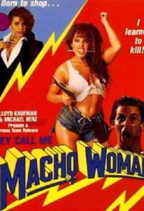 They Call Me Macho Woman! (1991) (In Hindi)