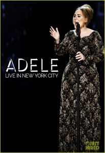 Adele Live in New York City (2015) – Documentary
