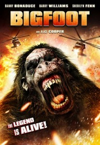 Bigfoot (2012) (In Hindi)