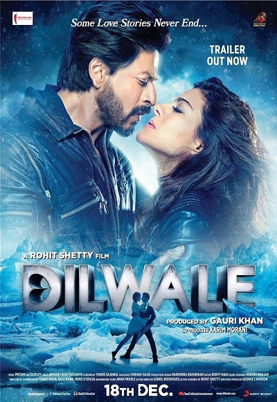 Dilwale (2015) Full Movie Watch Online Free - Hindilinks4u.to