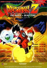 Dragon Ball Z – Dead Zone (1989) (In Hindi)