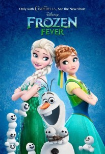 Frozen Fever (2015) (In Hindi)