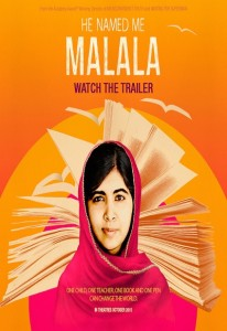 He Named Me Malala (2015) – Documentary