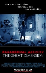 Paranormal Activity: The Ghost Dimension (2015) (In Hindi)