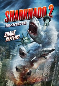 Sharknado 2 – The Second One (2014) (In Hindi)