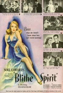 Blithe Spirit (1945) (In Hindi)