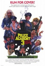 Police Academy 3 – Back in Training (1986) (In Hindi)