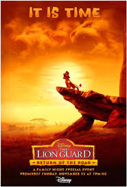 The Lion Guard: Return of the Roar (2015) (In Hindi)