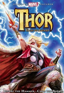 Thor – Tales of Asgard (2011) (In Hindi)