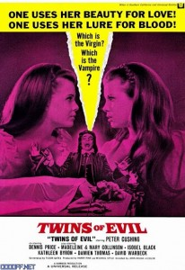 Twins of Evil (1971) (In Hindi)