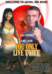 You Only Live Twice (1967) (In Hindi)