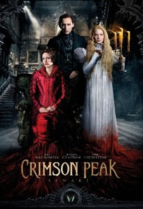 Crimson Peak (2015) (In Hindi)