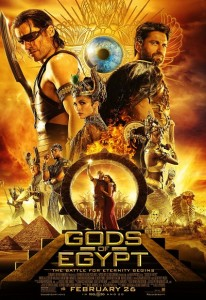 Gods of Egypt (2016) (In Hindi)