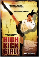 High-Kick Girl (2009) (In Hindi)