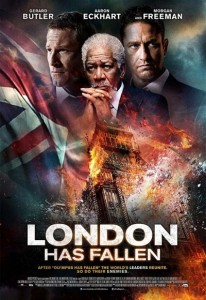 London Has Fallen (2016) (In Hindi)
