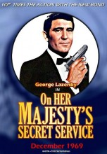 On Her Majesty's Secret Service (1969) (In Hindi)