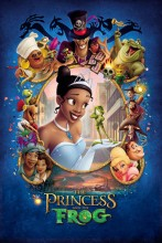 The Princess and the Frog (2009) (In Hindi)