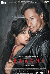 Baaghi – A Rebel For Love (2016)