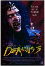 Night of the Demons III (1997) (In Hindi)