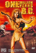 One Million Years B.C. (1966) (In Hindi)