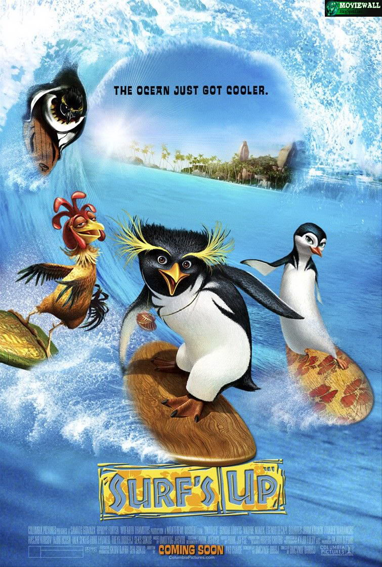 Surf's Up (2007) (In Hindi) Full Movie Watch Online Free - Hindilinks4u.to