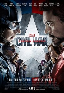 Captain America – Civil War (2016) (In Hindi)