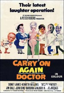 Carry on Again Doctor (1969) (In Hindi)