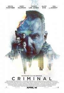 Criminal (2016) (In Hindi)