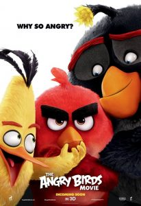 The Angry Birds Movie (2016) (In Hindi)