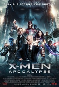 X-Men – Apocalypse (2016) (In Hindi)