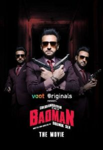 Badman The Movie (2016)