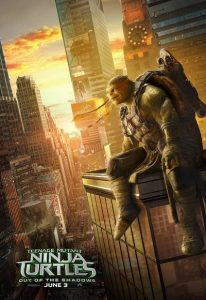 Teenage Mutant Ninja Turtles – Out of the Shadows (2016) (In Hindi)