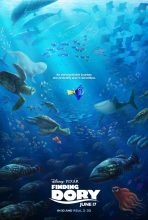 Finding Dory (2016) (In Hindi)