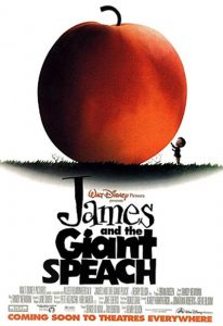 James and the Giant Peach (1996) (In Hindi)
