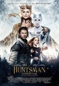 The Huntsman: Winter's War (2016) (In Hindi)
