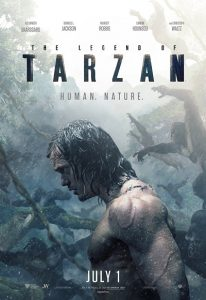 The Legend of Tarzan (2016) (In Hindi)
