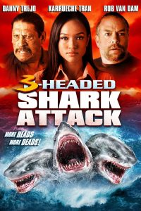 3-Headed Shark Attack (2015) (In Hindi)