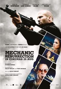Mechanic – Resurrection (2016) (In Hindi)
