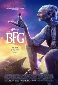 The BFG (2016) (In Hindi)