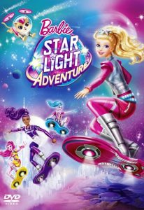 Barbie – Star Light Adventure (2016) (In Hindi)