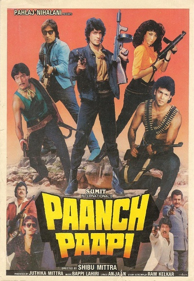 Is Shaitan a revamped version of Kashyap s Paanch