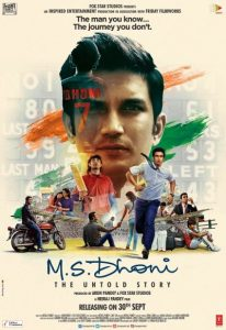 M.S. Dhoni – The Untold Story (2016)