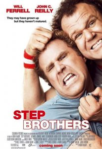 Step Brothers (2008) (In Hindi)
