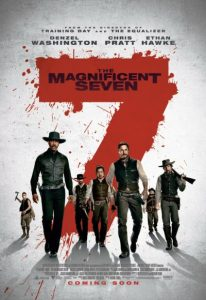 The Magnificent Seven (2016) (In Hindi)