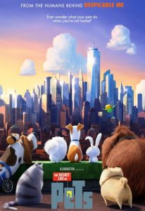 The Secret Life of Pets (2016) (In Hindi)