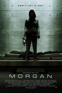 Morgan (2016) (In Hindi)